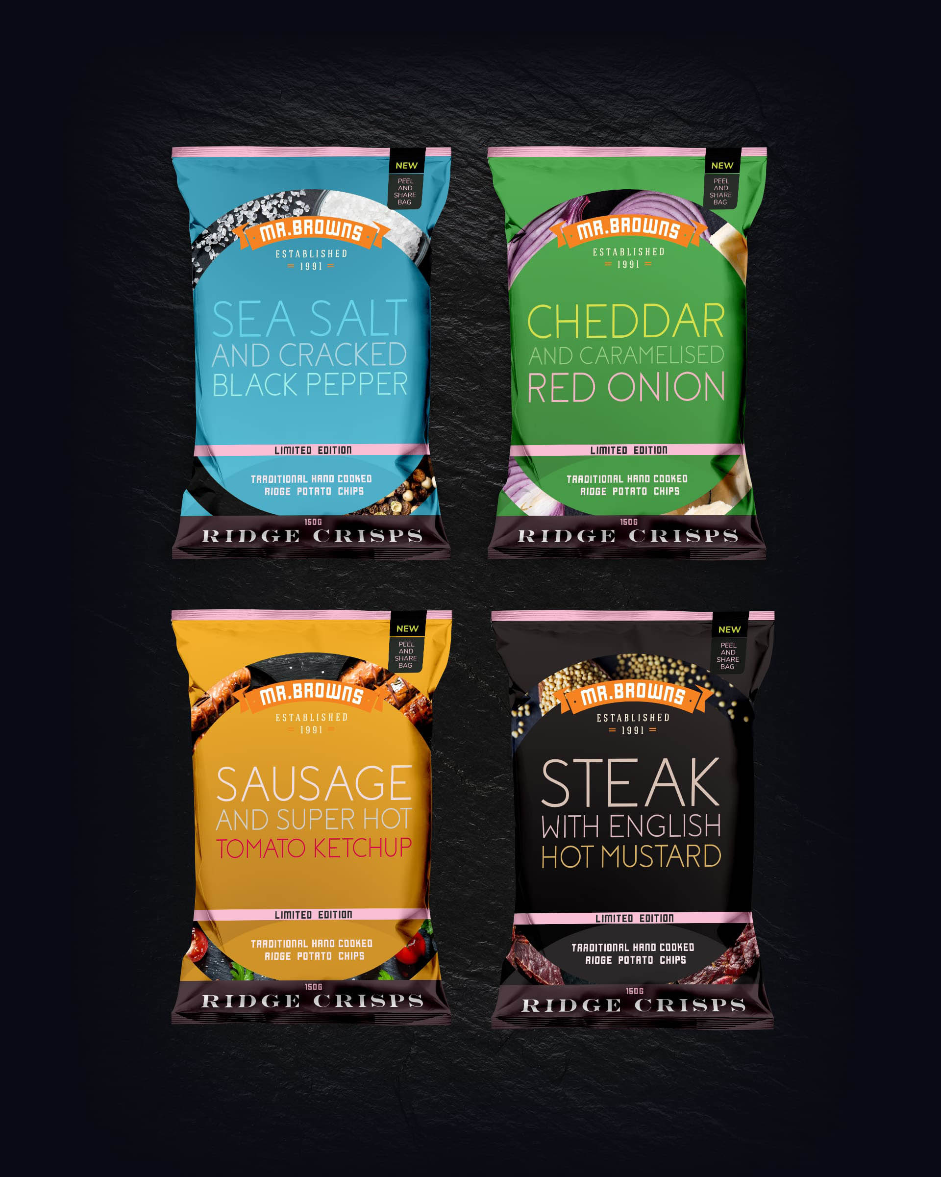 packaging design company and graphic design for packaging by Polkadot Agency, Yeovil, Somerset, UK