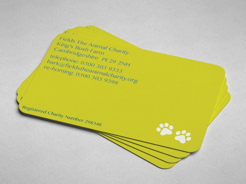 business card design - Branding experts in yeovil, somerset - Polkadot Agency, Yeovil, Somerset, UK