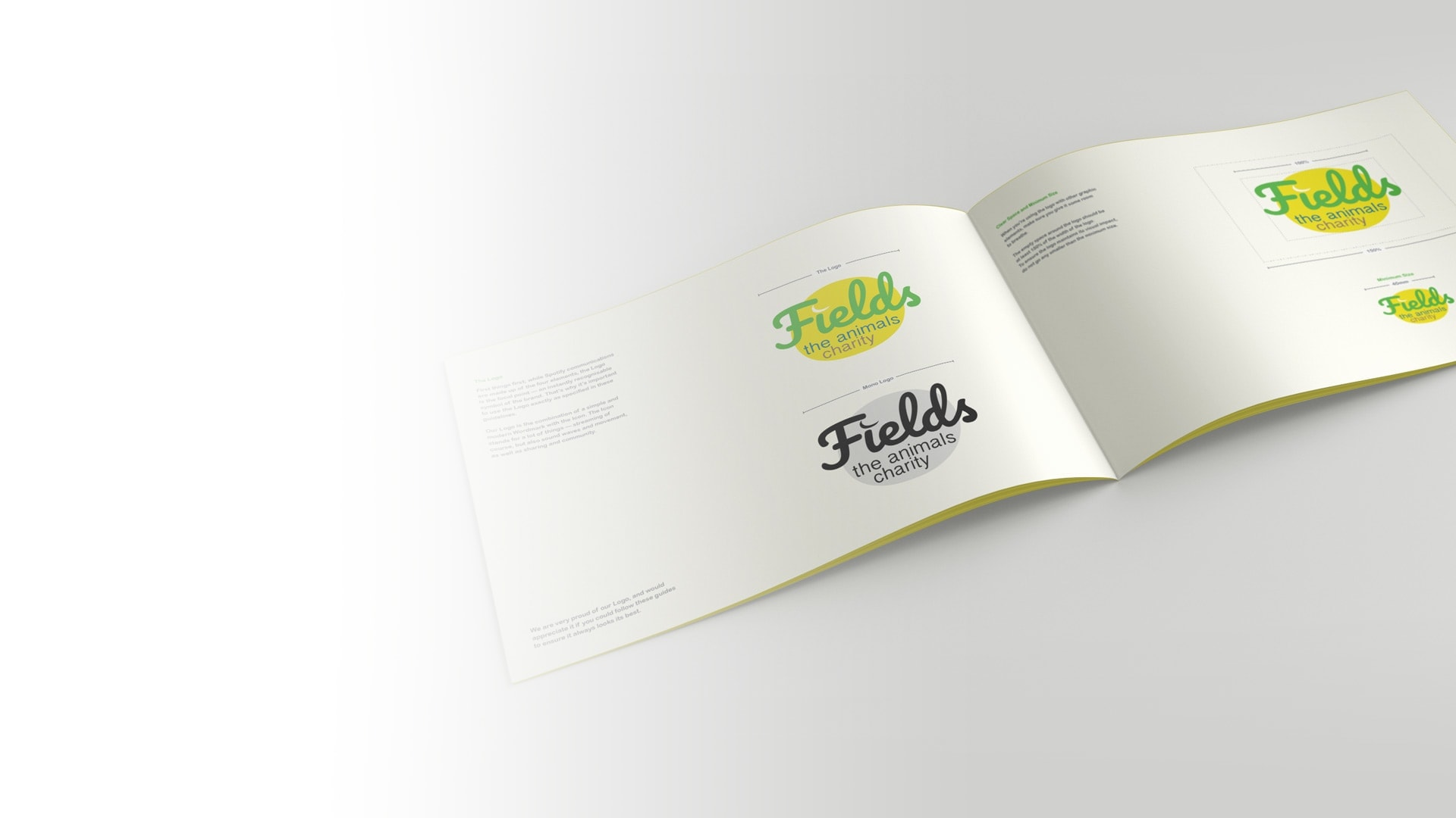 Polkadot agency are specialist brand guideline designers based in yeovil, somerset, uk